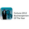 Fortune's 2012 Businessperson of the Year
