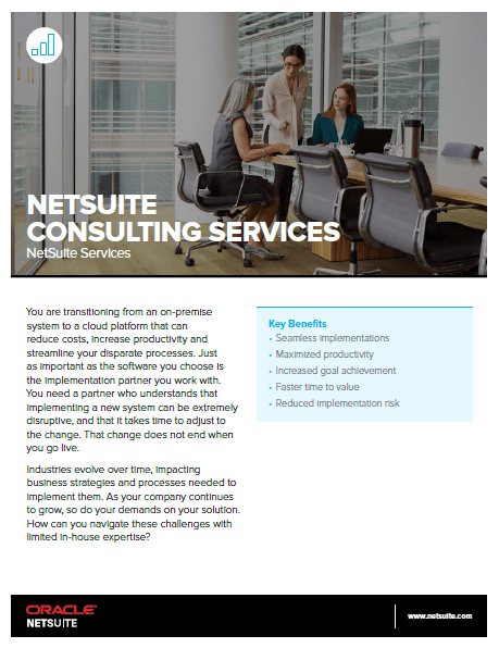 Consulting Services